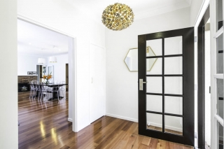 Remodelled home in Canberra