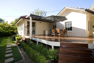 Heritage home extension Canberra