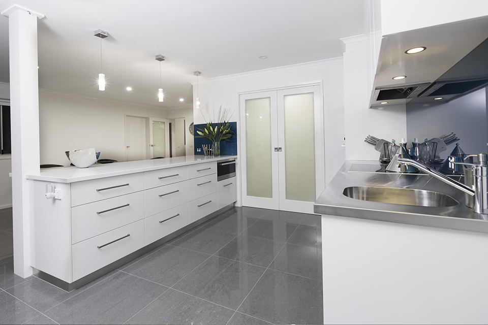Canberra Renovated Kitchen