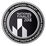 MBA National Finalist Logo