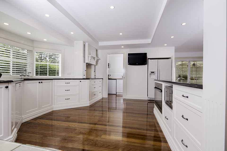 Walk in pantry build professional home extensions canberra for How to build a walk in pantry